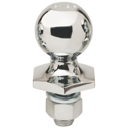 Picture of Reese Towpower Class III Interlock Hitch Ball, 2 In. x 1 In. x 2 In.