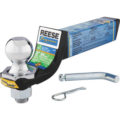 Picture of Reese Towpower Class III 2 In. Drop Interlock Starter Towing Kit