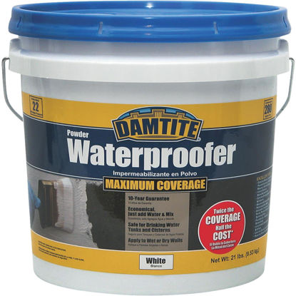 Picture of Damtite 21 Lb. White Powder Masonry Waterproofer