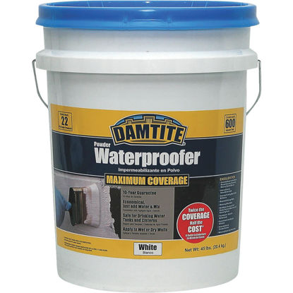 Picture of Damtite 45 Lb. White Powder Masonry Waterproofer