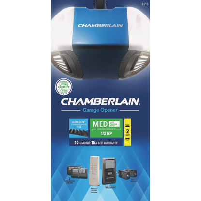 Picture of Chamberlain B-510 Quiet & Strong Belt Drive Garage Door Opener with MED Lifting Power