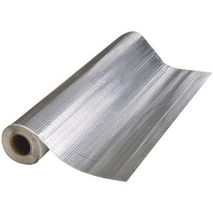 Picture of MFM Peel & Seal 36 In. X 33-1/2 Ft. Aluminum Roofing Membrane