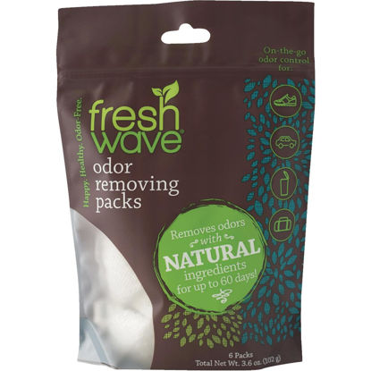 Picture of Fresh Wave Unscented Gel Air Freshener (5-Count)