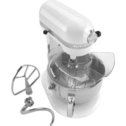 Picture of KitchenAid 10-Speed White Professional Stand Mixer