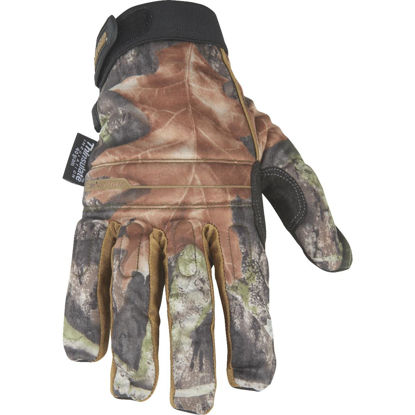 Picture of CLC Timberline Men's XL Synthetic Leather High Dexterity Winter Glove