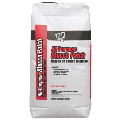 Picture of DAP 25 Lb. All-Purpose Stucco Patch