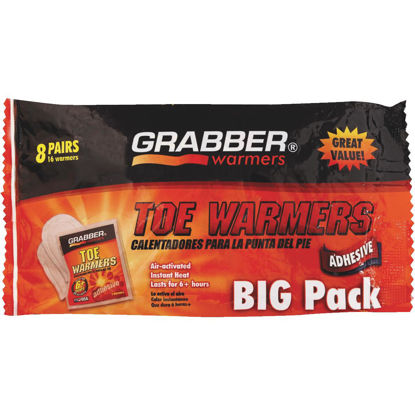 Picture of Grabber One Size Fits All Toe Warmer