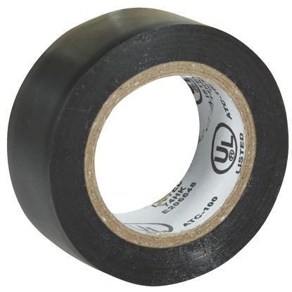 Picture of Do it General Purpose 3/4 In. x 20 Ft. Black Electrical Tape