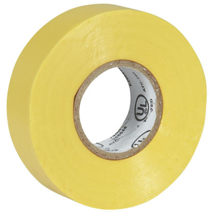 Picture of Do it General Purpose 3/4 In. x 60 Ft. Yello Electrical Tape