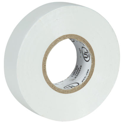 Picture of Do it General Purpose 3/4 In. x 60 Ft. White Electrical Tape
