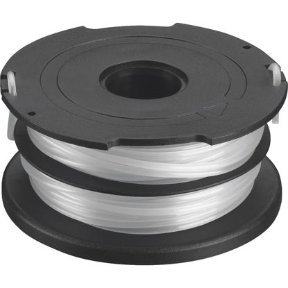 Picture of Black & Decker 0.065 In. x 40 Ft. Dual Trimmer Line Spool