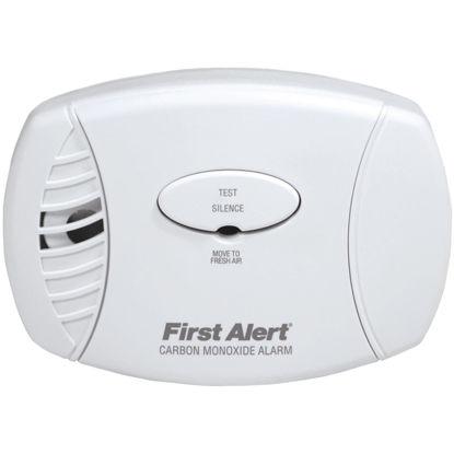 Picture of First Alert Plug-In 120V Electrochemical Carbon Monoxide Alarm