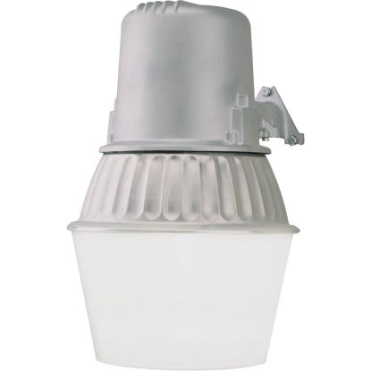 Picture of All-Pro Metallic Dusk To Dawn Fluorescent Outdoor Area Light Fixture