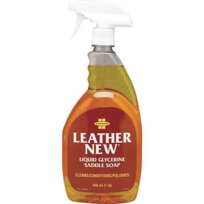 Picture of Farnam Leather New 32 Oz. Trigger Spray Liquid Glycerine Saddle Soap