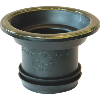 Picture of Wax-Free Toilet Gasket to Flange