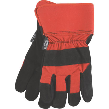Picture of Do it Best Men's XL Leather Winter Work Glove