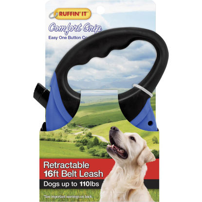 Picture of Westminster Pet Ruffin' it Up to 110 Lb. 16 Ft. Cord Retractable Leash