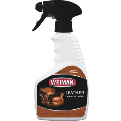 Picture of Weiman 12 Oz. Trigger Spray Leather Care Cleaner & Polish