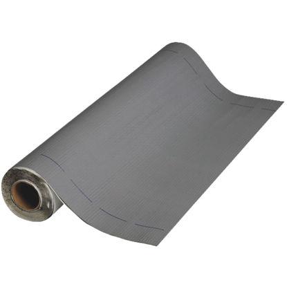 Picture of MFM Peel & Seal 36 In. X 33-1/2 Ft. Granite Gray Aluminum Roofing Membrane