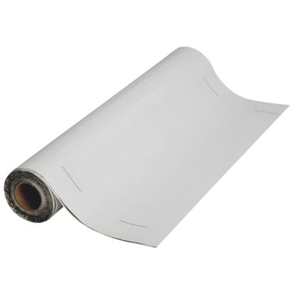 Picture of MFM Peel & Seal 36 In. X 33-1/2 Ft. White Aluminum Roofing Membrane