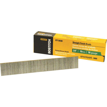 Picture of Bostitch 18-Gauge Coated Brad Nail, 3/4 In. (3000 Ct.)