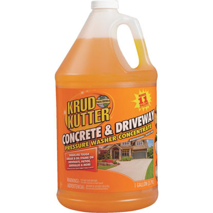 Picture of Krud Kutter Concrete & Driveway Pressure Washer Concentrate Cleaner