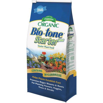 Picture of Espoma Organic 4 Lb. Bio-Tone Starter Plus Dry Plant Food