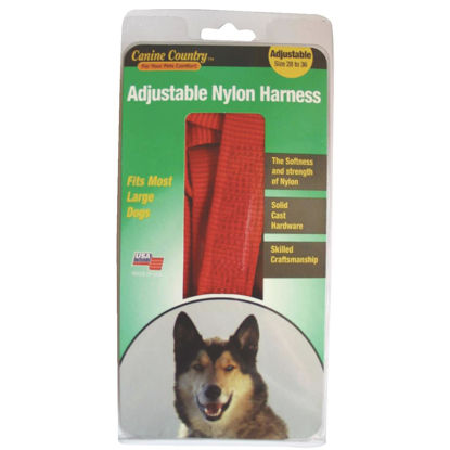 Picture of Westminster Pet Ruffin' it 28 In. to 36 In. Red Harness