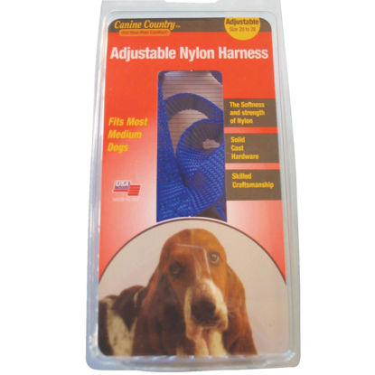 Picture of Westminster Pet Ruffin' it 20 In. to 28 In. Blue Harness