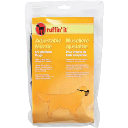 Picture of Westminster Pet Ruffin' it Medium Nylon Muzzle