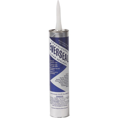 Picture of Amerimax 10 Oz. Clear Snow Guard Adhesive
