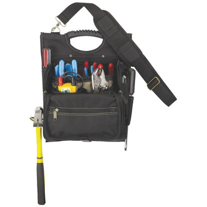 Picture of CLC 21-Pocket Zippered Electrician's Tool Pouch