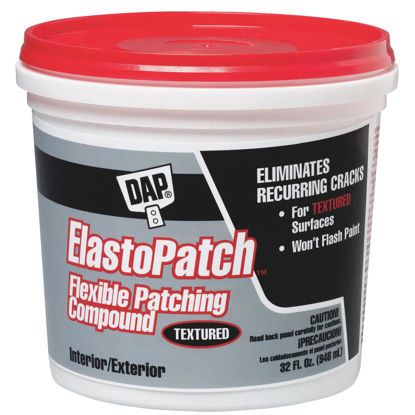 Picture of DAP ElastoPatch Quart Off-White Patching Compound
