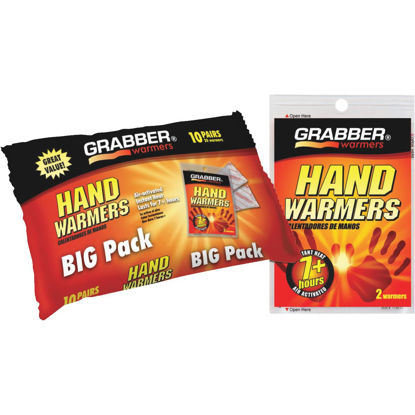 Picture of Grabber Disposable Hand Warmer (10-Pack)