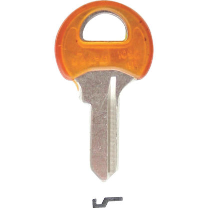 Picture of ILCO Master All 1 Color Coated Padlock Key, M1P (5-Pack)