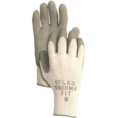 Picture of Atlas Therma-Fit Men's XL Latex-Dipped Knit Winter Glove