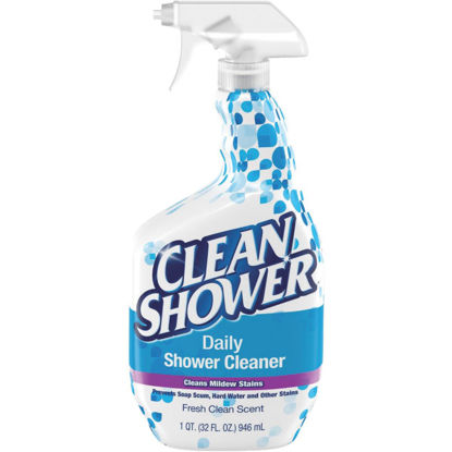 Picture of Arm & Hammer 32 Oz. Fresh Scent Clean Shower Daily Shower Cleaner