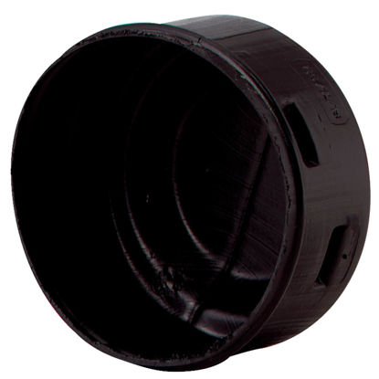 Picture of Advanced Basement 4 In. Plastic End Cap