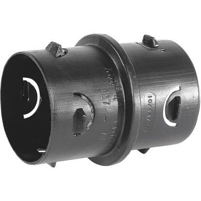 Picture of Advanced Basement 4 In. Plastic Internal Corrugated Coupling
