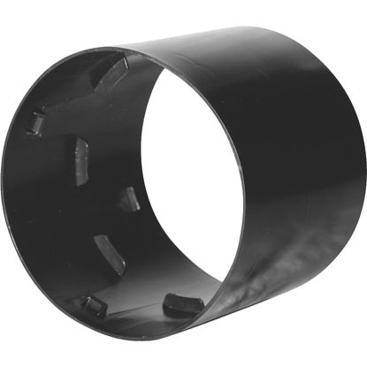 Picture of Advanced Basement 4 In. Plastic Slip Corrugated Coupling
