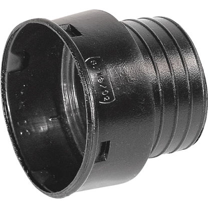 Picture of Advanced Basement 3 In. Polyethylene Corrugated Adapter