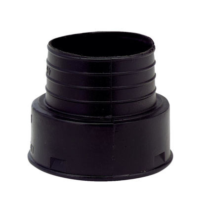 Picture of Advanced Basement 4 In. Polyethylene Corrugated Adapter