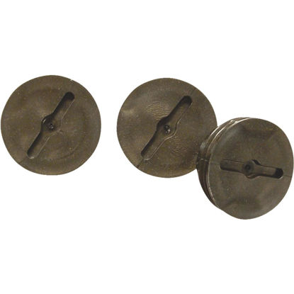 Picture of Bell 1/2 In. Bronze Closure Plug (3-Pack)
