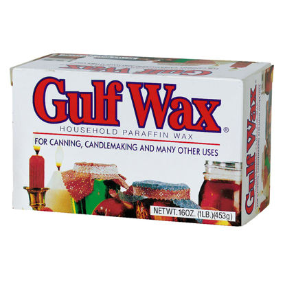 Picture of Gulf Wax 16 Oz. Household Paraffin