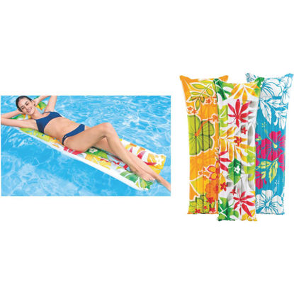 Picture of Intex Transparent Fashion Mat Pool Float