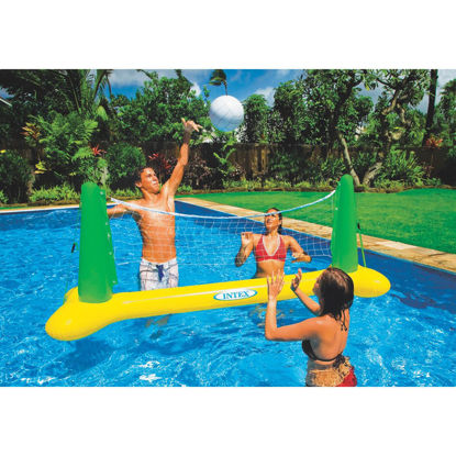 Picture of Intex 2 or More Players Inflatable Pool Volleyball Game