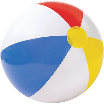 Picture of Intex 20 In. Glossy Colored Panel Beach Ball