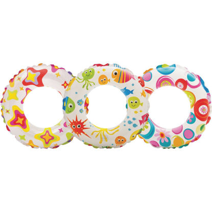 Picture of Intex 20 In. Lively Print Pool Tube Float