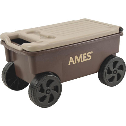 Picture of Ames Lawn Buddy 2 Cu. Ft. 200 Lb. Poly Garden Cart