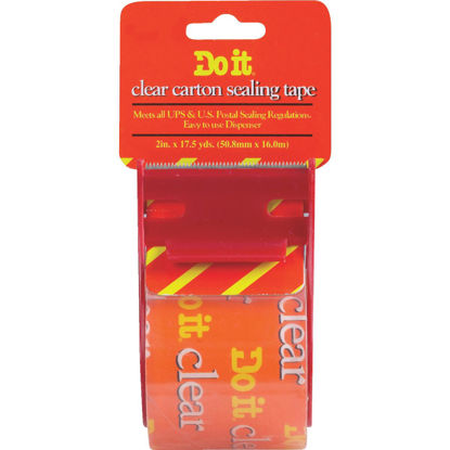 Picture of Do It 2 In. x 5 Yd. Clear Packing Tape